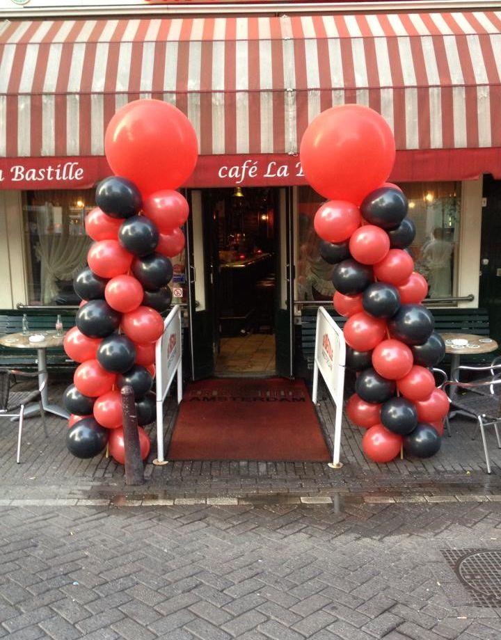 Café la Bastille on