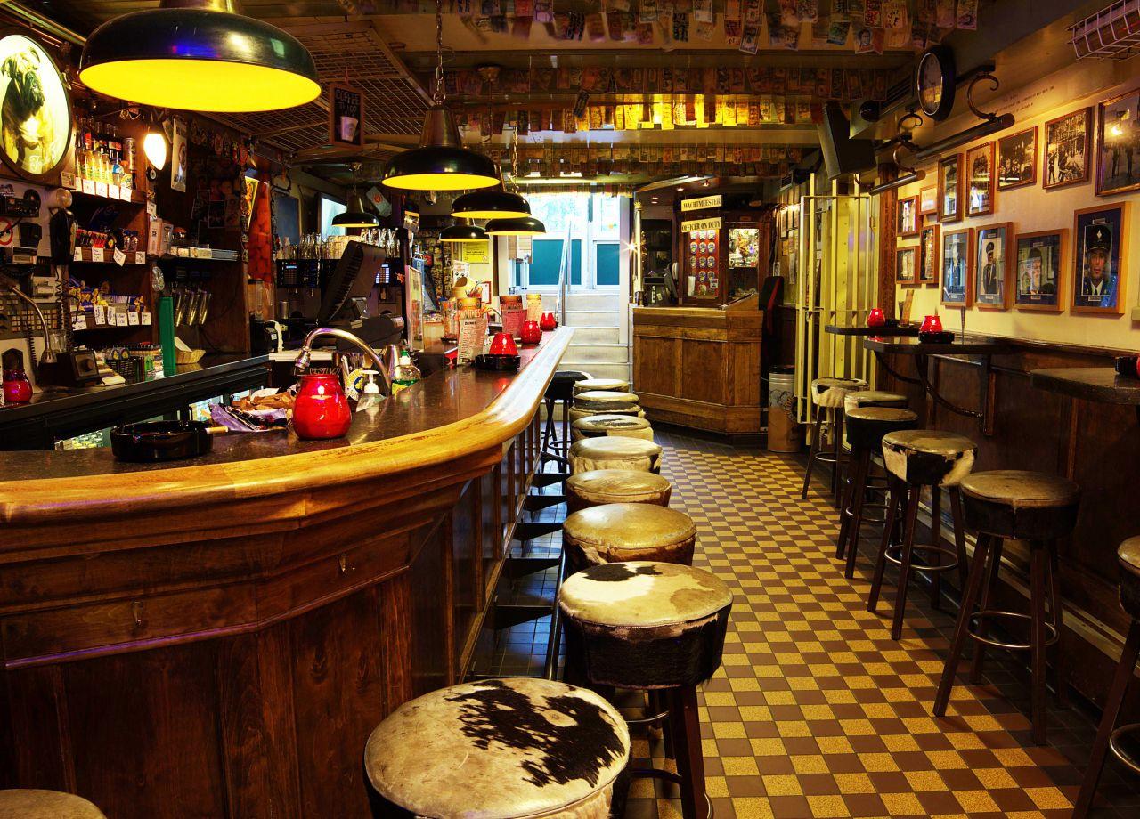 Amsterdam Hotel Coffeeshop